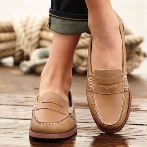 Sperry Penny Loafer woman's